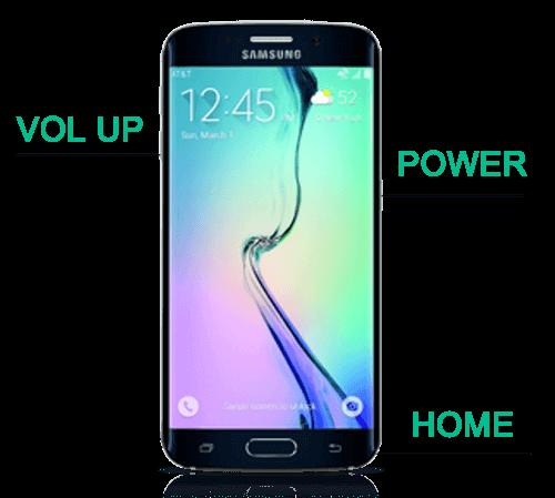 Samsung Galaxy in Recovery Modus starten