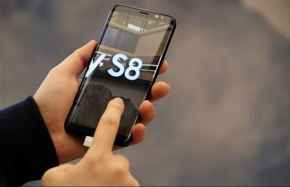 Samsung Touch Screen funktioniert nicht mehr