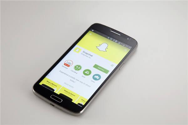 Snapchat Account löschen