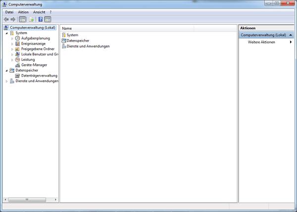 Treibersoftware aktualisieren-Klicken Sie Geräte-Manager