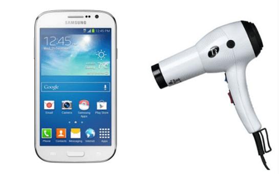 trocknen Samsung