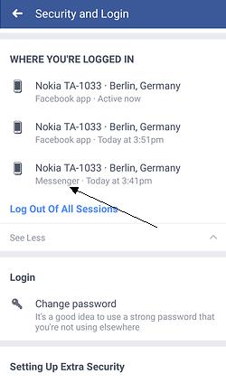 Videoanruf mit Facebook Messenger funktioniert nicht