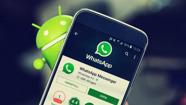 WhatsApp neuinstallieren