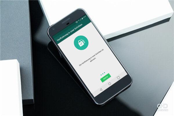 WhatsApp sicher machen