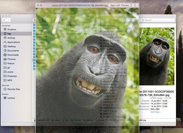 Bilder Vorschau mit QuickLook Plugins optimieren