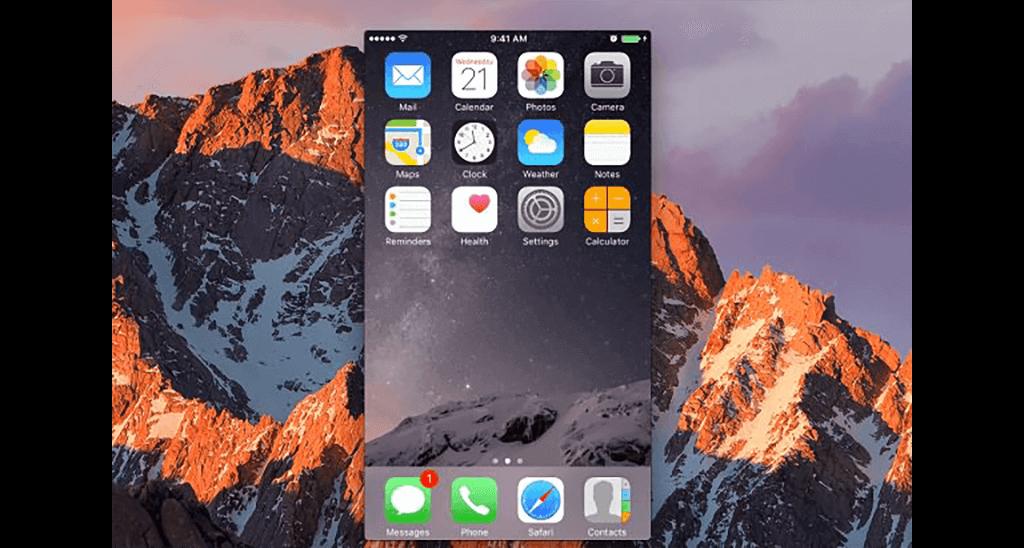 iOS-Bildschirm auf Mac duplizieren ohne Laggen
