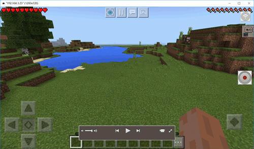 Minecraft Gameplay aufnehmen