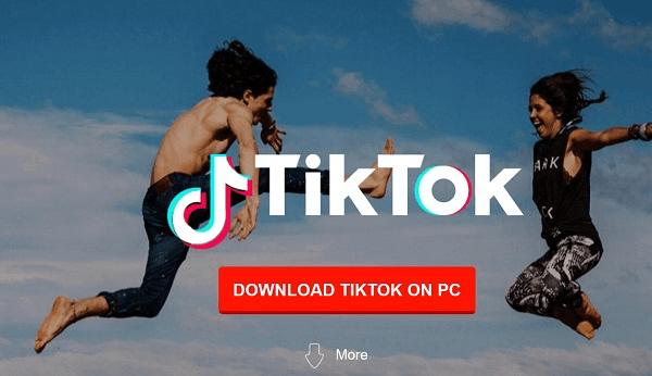 TikTok für Computer