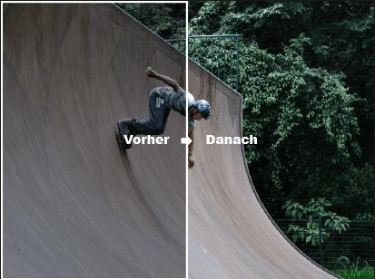 Video Helligkeit und Kontrast optimieren