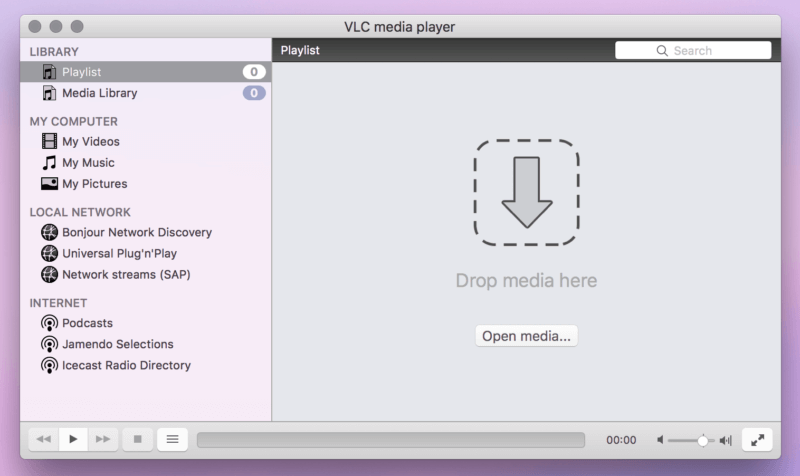 VLC Player Mac